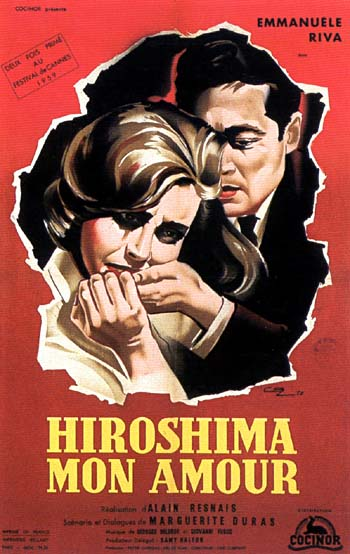 Hiroshima mon amour (1959) streaming film megavideo